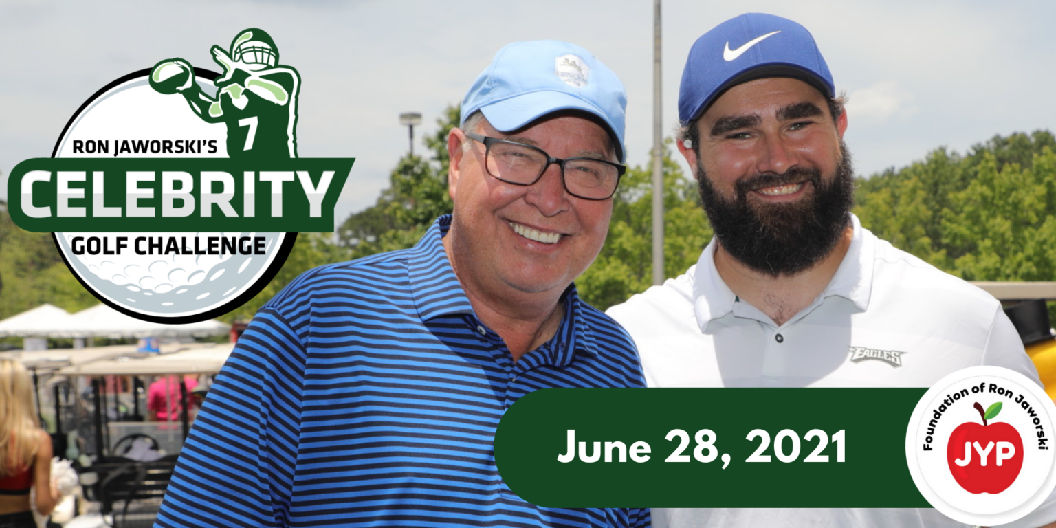 Volunteer Opportunities with Ron Jaworski's Celebrity Golf Challenge